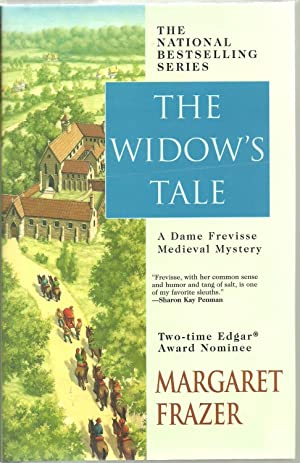 The Widow's Tale - SIGNED COPY: Margaret Frazer