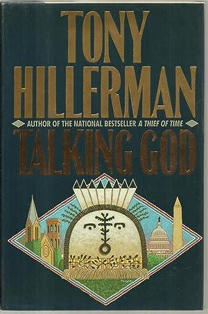 Talking God - SIGNED COPY: Tony Hillerman