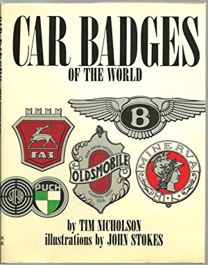 Car Badges of The World: Tim Nicholson