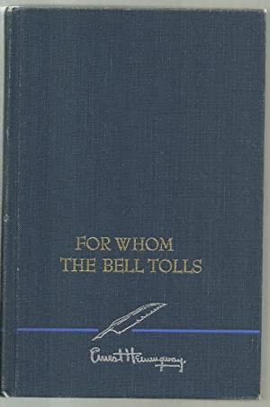 ernest hemmingways for whom the bell tolls essay 1 one of the most frequent criticisms of for whom the bell tolls is that hemingway portrays maria as too submissive and eager to please to be a believable character.
