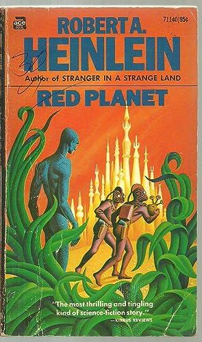 Red Planet: Robert A. Heinlein