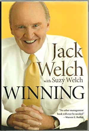Winning - SIGNED COPY: Jack Welch with