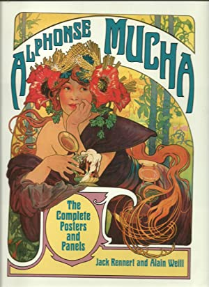 Alphonse Mucha, The Complete Posters and Panels: Jack Rennert and