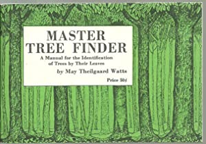 Master Tree Finder: A Manual for the: May Theilgaard Watts