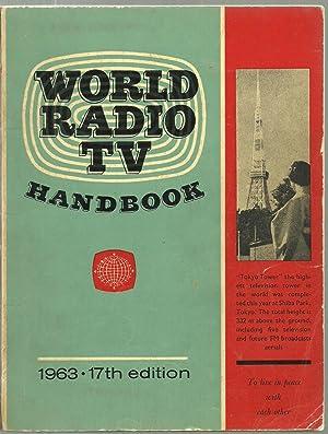 World Radio TV Handbook - 1963, 17th: Editor: O. Lund