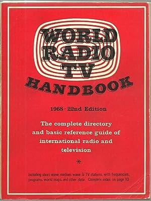 World Radio TV Handbook - 1968, 22nd: O. Lund Johansen