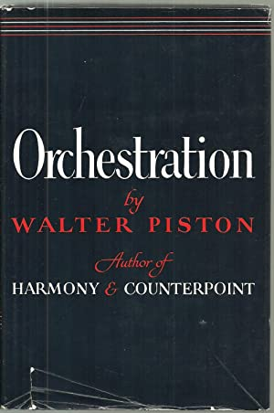 Orchestration: Walter Piston