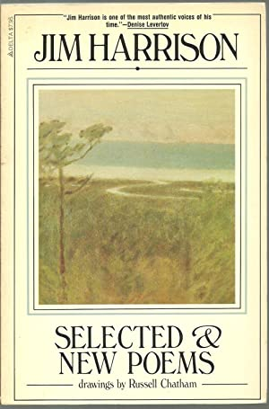 Selected & New Poems 1961-1981: Jim Harrison