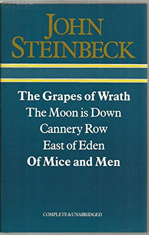 The Grapes of Wrath, The Moon is: John Steinbeck