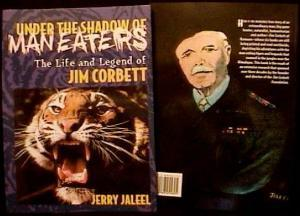 UNDER THE SHADOW OF MAN EATERS: THE: Jaleel, Jerry F.R.G.S.