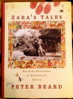 ZARA'S TALES: Inscribed and Signed by Author: Beard, Peter