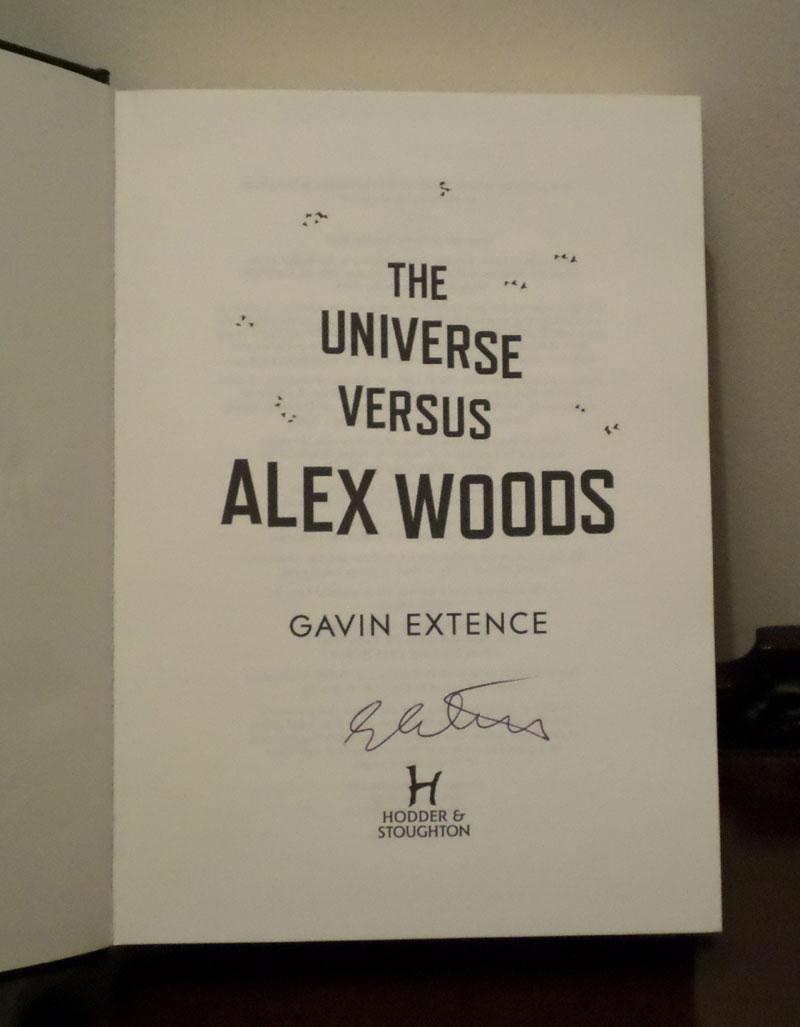 alex vs the universe