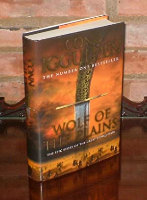 Wolf of the Plains - **Signed** -: Iggulden Conn