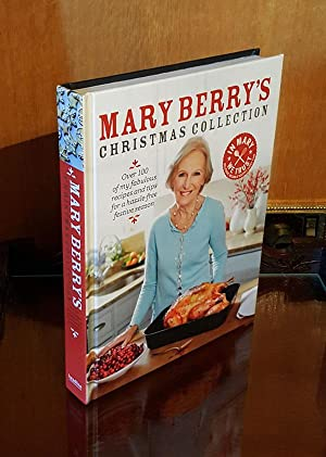 Mary Berry's Christmas Collection - **Signed**: Berry Mary