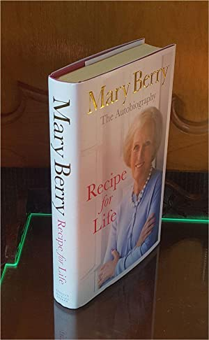 Recipe For Life - **Signed**: Berry Mary