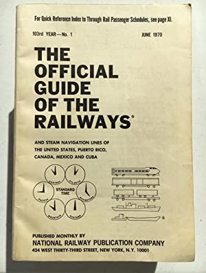 The Official Guide of the Railways