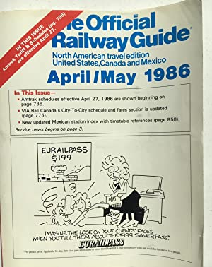 The Official Railway Guide Apr/May 1986 Volume