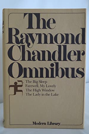 THE RAYMOND CHANDLER OMNIBUS The Big Sleep: Chandler, Raymond