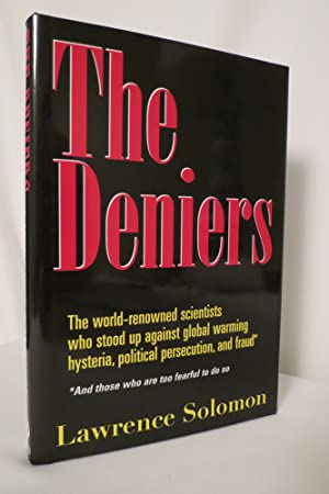 THE DENIERS (DJ Protected by a Clear,: Solomon, Lawrence