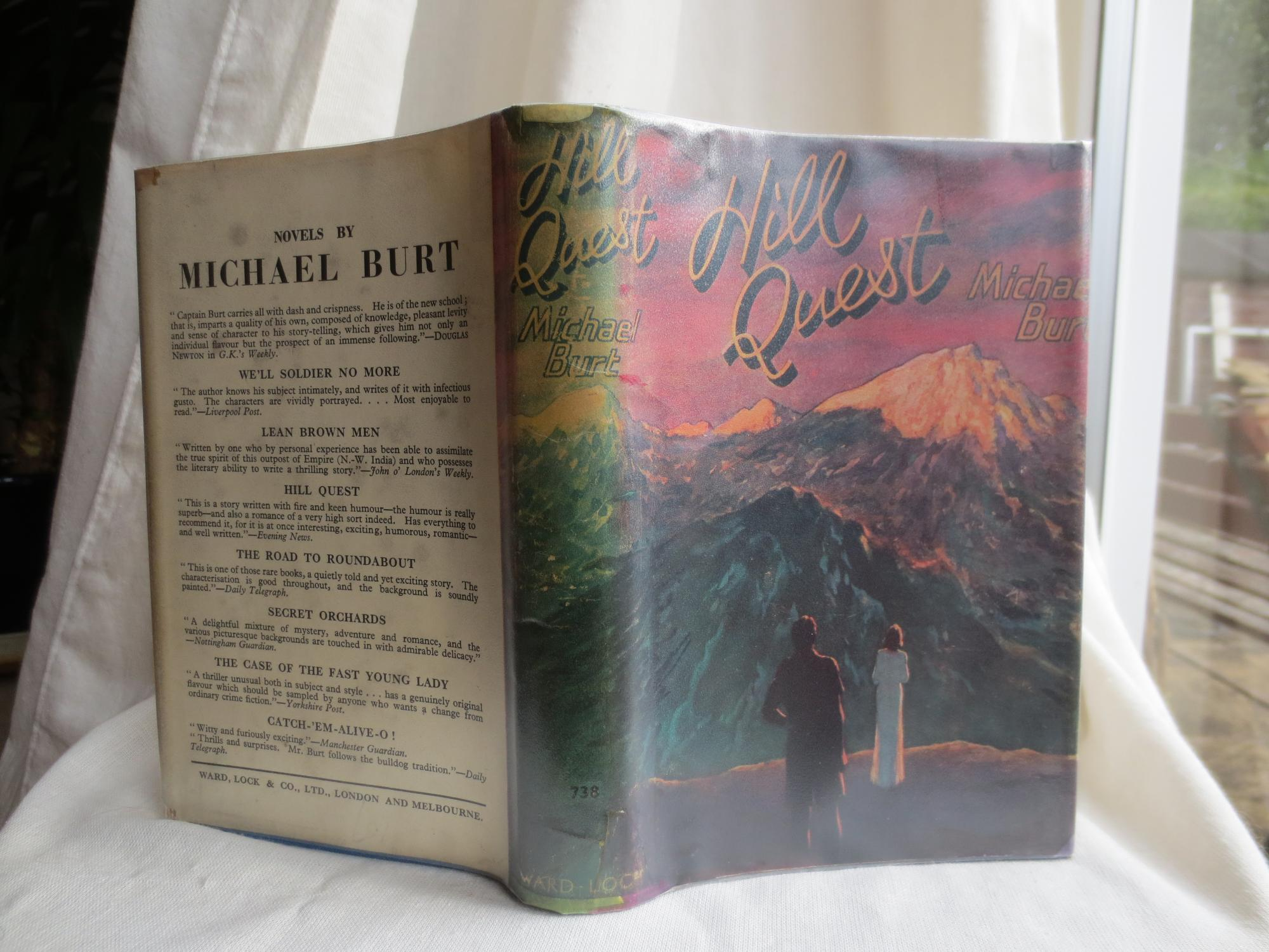 Hill Quest: Burt, Michael