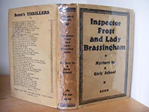 Inspector Frost and Lady Brassingham: Mystery in a Girls' School (Review Copy with Publisher&#...