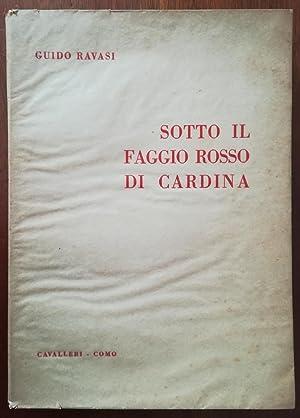 Sotto il faggio rosso di Cardina.: RAVASI Guido.
