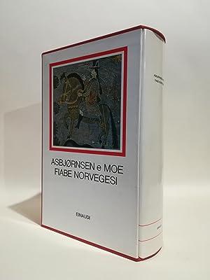 Fiabe norvegesi.: ASBJORNSEN e MOE,