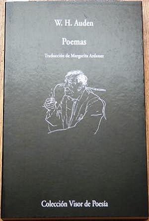Poemas. Traducción de Margarita Ardanaz Morán: AUDEN, W. H