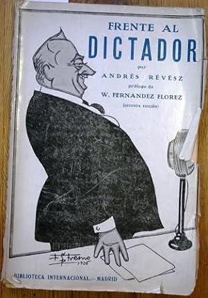 FRENTE AL DICTADOR: RÉVÉSZ, Andrés
