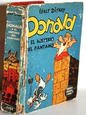 Donald y el misterio del pantano: WALT DISNEY