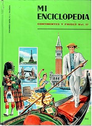 MI ENCICLOPEDIA. Continentes y paises. Vol. II.: MONTORFANO, Giuseppina