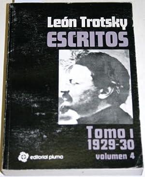 Escritos. Tomo I (1929-1930). Volumen 4: TROTSKY, León