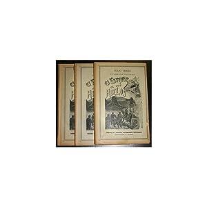 EL ESFINGE DE LOS HIELOS. 3 cuadernos: VERNE, Julio