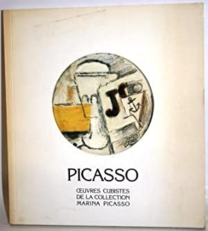 PICASSO. OEUVRES CUBISTES DE LA COLLECTION MARINA: GALERIE JAN KRUGIER