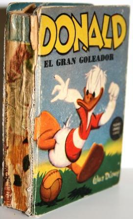 Donald, el gran goleador: WALT DISNEY