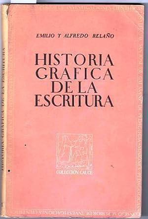 HISTORIA GRÁFICA DE LA ESCRITURA: RELAÑO, Emilio y