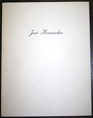 José Hernández: GÓMEZ DE LIAÑO,