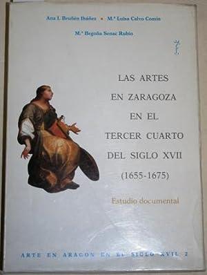 Las artes en Zaragoza en el tercer: BRUÑEN IBÁÑEZ, A.
