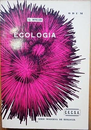Ecología. Estructura y función de la naturaleza.: ODUM, Eugene P