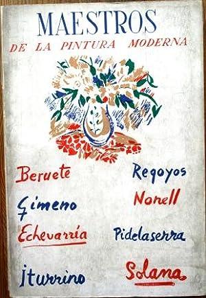 Maestros de la pintura española contemporánea. Beruete.: V.V.A.A.