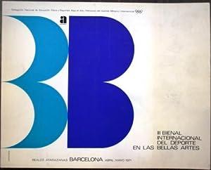III Bienal Internacional del Deporte en las: VV. AA.