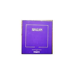 Juan Manuel Brazam. Catálogo de la exposición: BRAZAM, Juan Manuel;