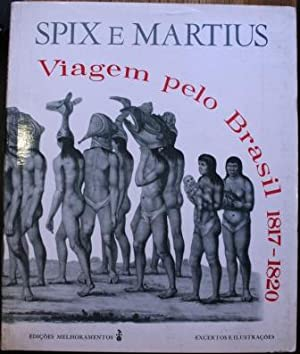 Spix e Martius. Viagem pelo Brasil: 1817-1820.: BALDUS, Herbert (Introdução