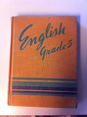 English Grade 5: Stoddard, Alexander J.