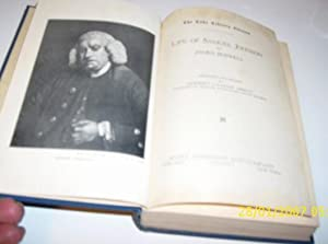 Life of Samuel Johnson by James Boswell (Abridged and Edited); The Lake Library Edition.: Boswell, ...