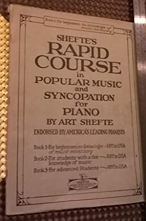 Shefte's Rapid Course in Popular Music and: Shefte, Art