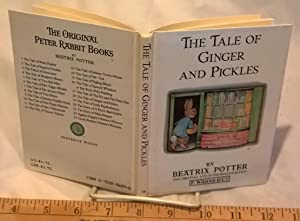 The Tale of Ginger and Pickles: Potter, Beatrix
