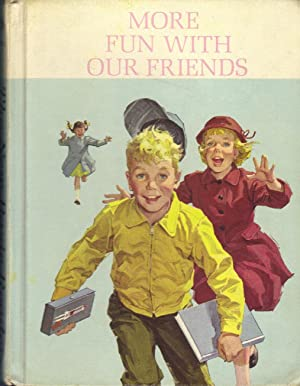 More Fun With Our Friends [Library Binding]: Helen M. Robinson