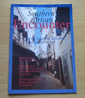 Southern African Encounter - Volume 4 No: Vambe, Lawrence (ed)