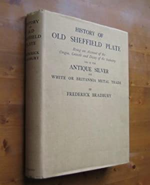 History of Old Sheffield Plate.